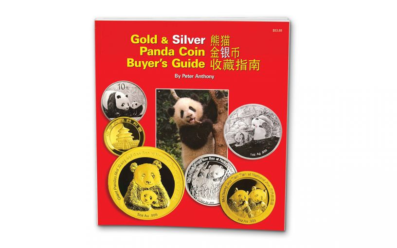 Gold & Silver Panda Coin Buyer's Guide by Peter Anthony