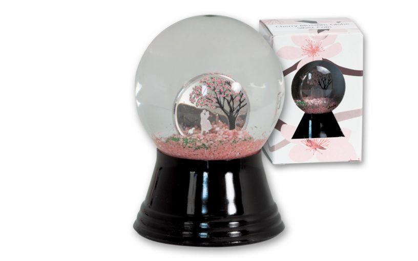2017 Cook Island 1 Dollar Silver Cherry Blossom Globe Proof-Like