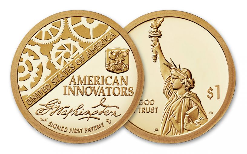 2018-S American Innovation Dollar Proof