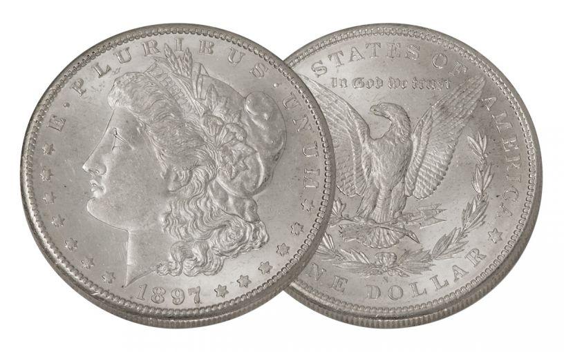 1903-P Morgan Silver Dollar BU