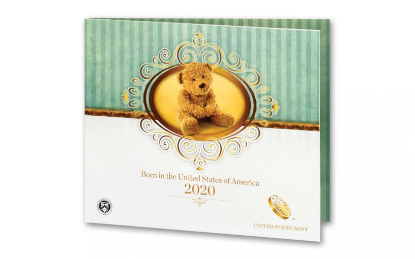 2020 U.S. Mint Birth Set