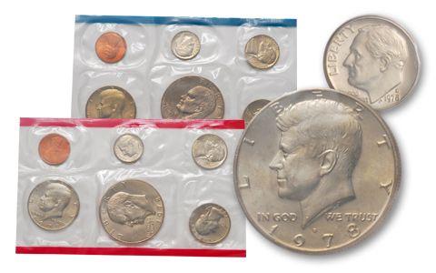 1978 United States Mint Set