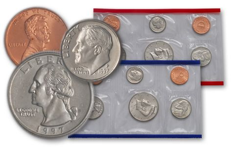1997 United States Mint Set