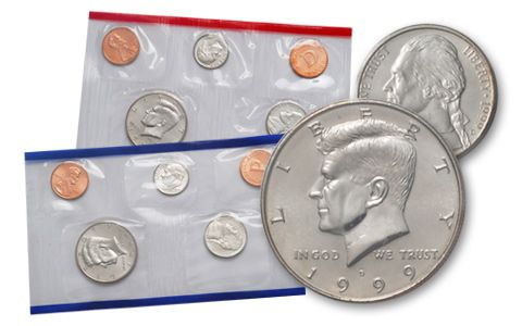 1999 United States Mint Set