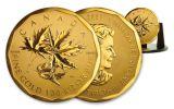 2007 Canada 1 Million Dollar 100 Kilo Gold Maple Leaf Proof