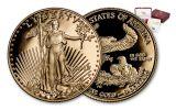 2018-W 5 Dollar 1/10-oz Gold Eagle Proof