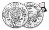 2019-P Silver Dollar American Legion 100th Anniversary Commemorative Proof
