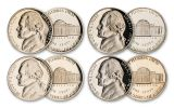 1968-2019 Jefferson Nickel 10-pc Proof Set