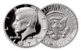 5PC 1968-2009 50 CENT KENNEDY PROOF COLLECTION