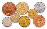 16-Piece Historical Ship Coins from 16 Countries