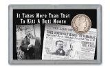 1912 Silver Barber Half Dollar Bull Moose Party VG