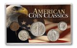 American Classics Coin Collection 5 Pieces - BU