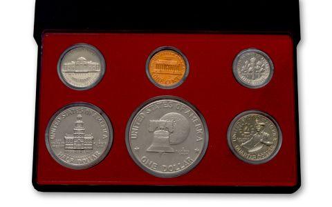 Mint Proof Set 1975 U.S
