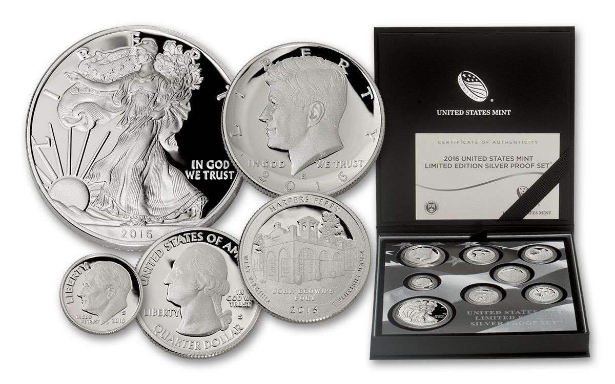 $0.10 2012 Canadian Silver Proof Dime