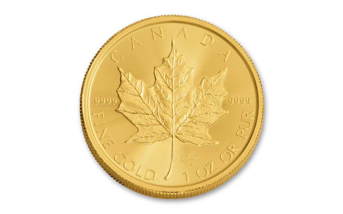 Canada 2018 O Canada Gift Coin Set with Maple Leaf Loonie