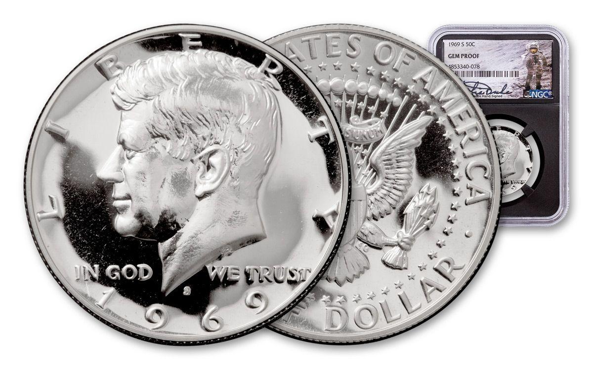 Choice BU 1964 Kennedy SILVER Half Dollar Blast White