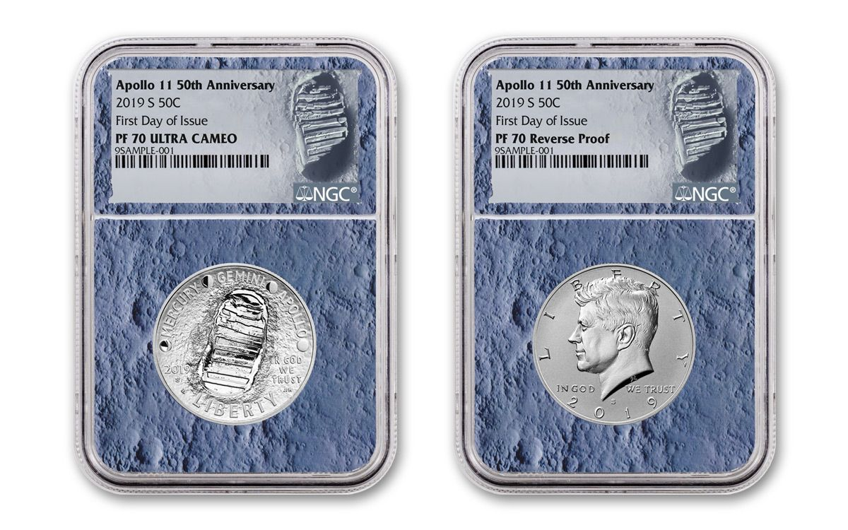 Early Releases 2019 S Clad 50C Proof Kennedy Half Dollar NGC PF69 ULTRA CAMEO