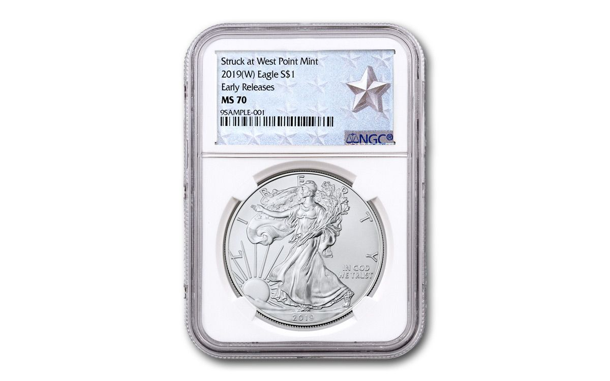 2019 1 oz Silver Coin NGC MS 70 EARLY RELEASES ER ANTIQUE LIBERTAD MEXICO