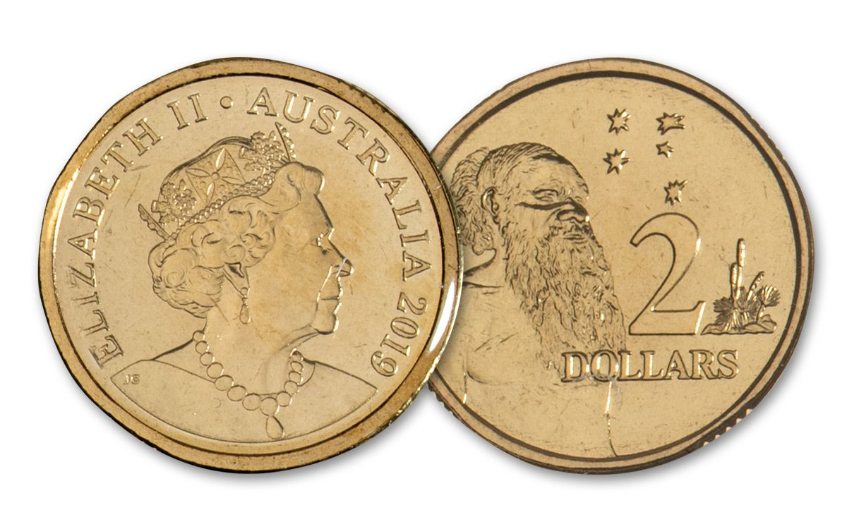 Effigies Over Time 2019 Six 6 Coin Set Uncirculated In Stock