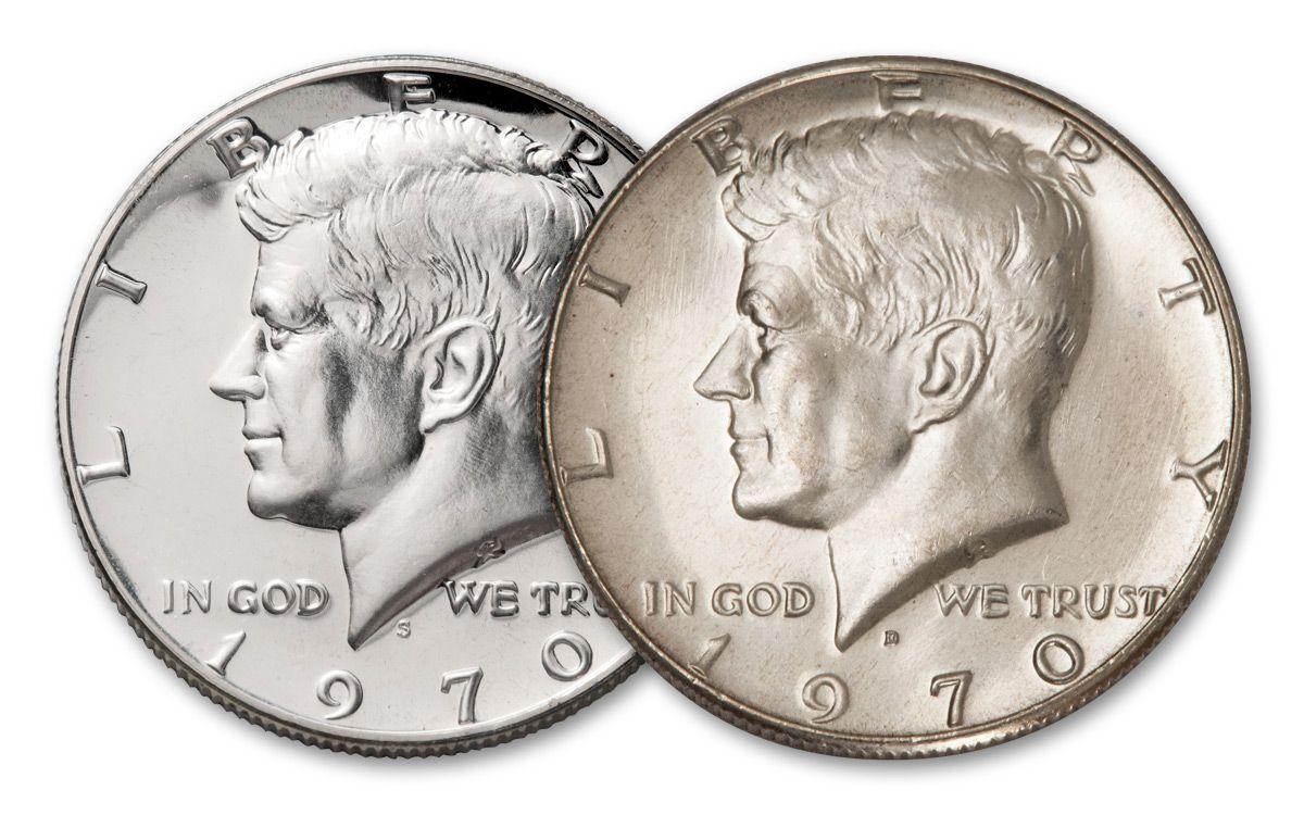 2007 S 50c Kennedy Silver Half Dollar US Coin Choice Proof