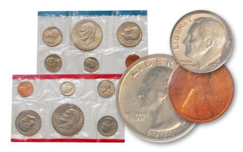 1977 United States Mint Set