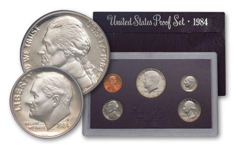1984 United States Proof Set