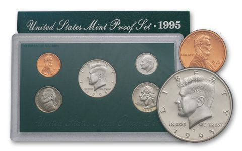 1995 United States Proof Set