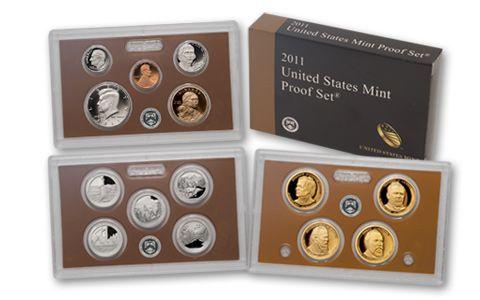 2011-S United States Proof Set