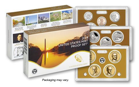 2014 United States Proof Set