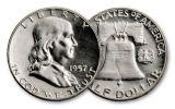1957 United States Proof Set