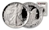 1986-S $1 1-oz Silver Eagle PCGS PR69DCAM Mercanti Signed