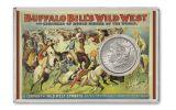 1883-O Morgan Silver Dollar Buffalo Bill BU