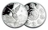 2017 Mexico Silver Libertad NGC PF69 5-Piece
