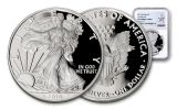2019-W $1 1-oz Silver American Eagle NGC PF70UC First Releases - Silver Star Label
