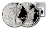 2019-W $1 1-oz Silver American Eagle NGC PF70UC First Releases - Silver Foil Label