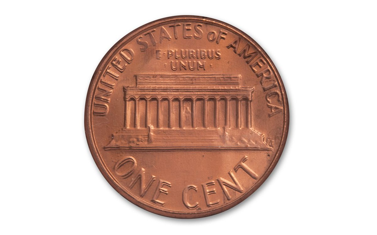 1983 1 Cent Lincoln Double Die NGC MS65RD Garretts 100 Best Coins