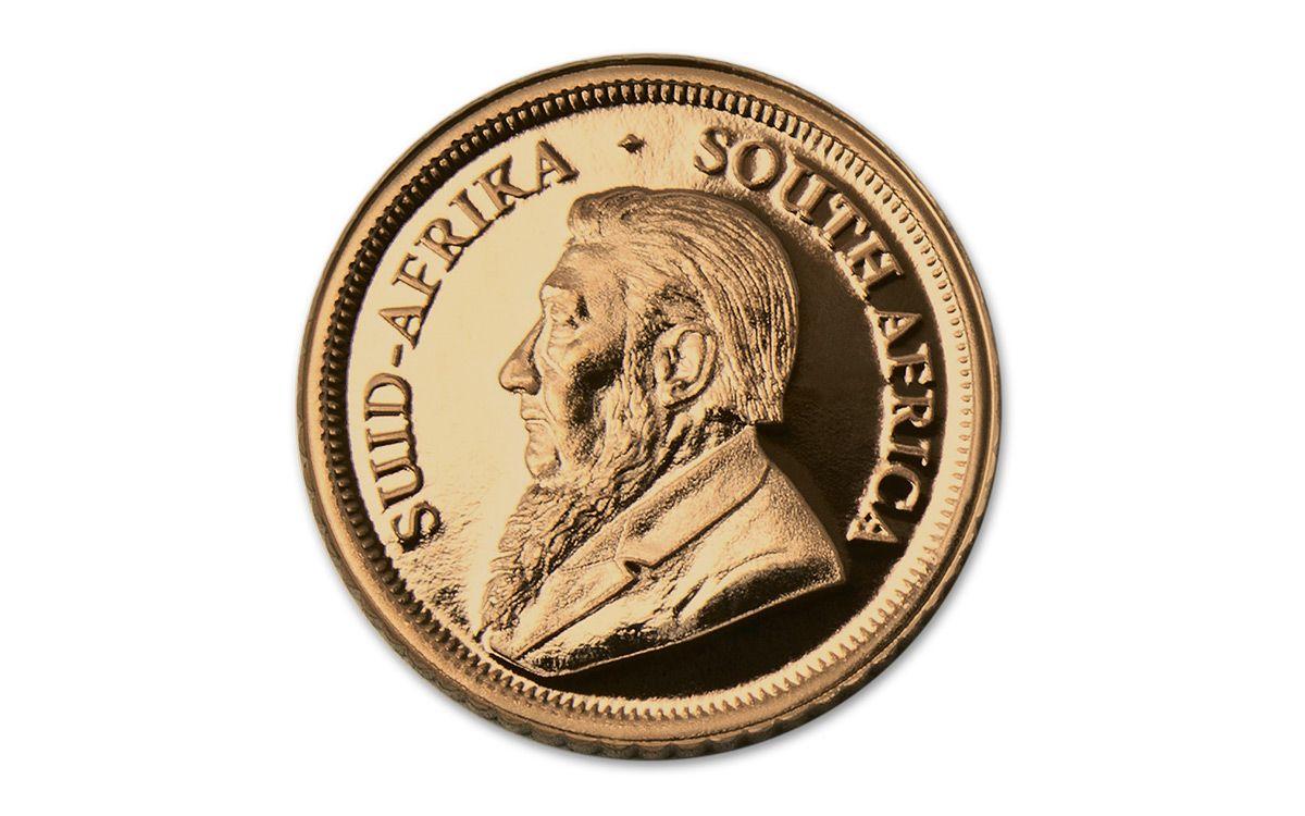 2017 South Africa 1 50 Oz Gold Krugerrand Proof