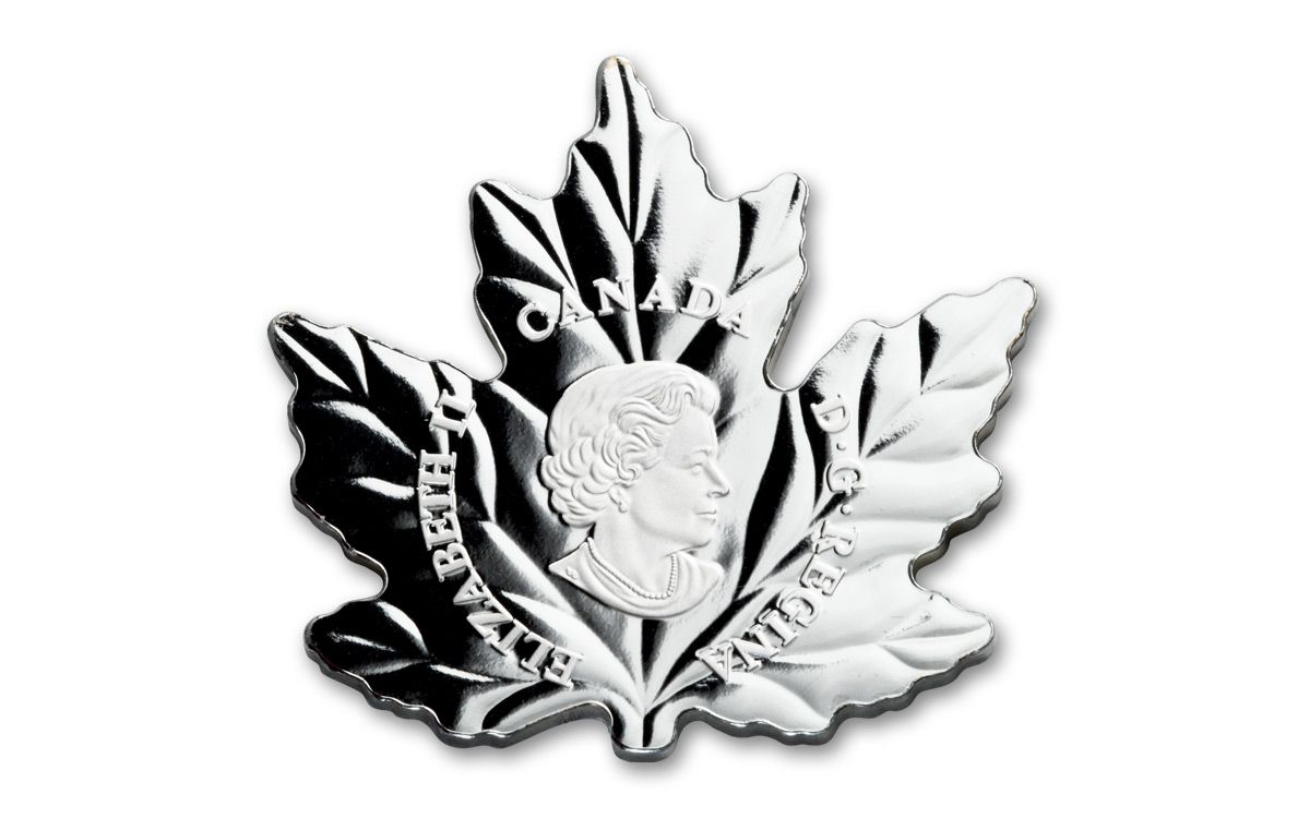 canada goose maple leaf logo
