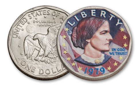Susan B Anthony Dollar Coin Complete Set Govmint Com