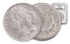 1921-P Morgan Silver Dollar NGC/PCGS MS64