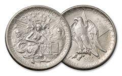 1934-1937 Half Dollar Texas Independence Centennial BU