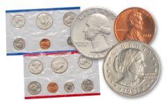 1981 United States Mint Set