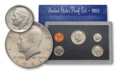 1983 United States Proof Set