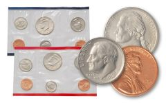 1992 United States Mint Set