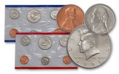 1995 United States Mint Set