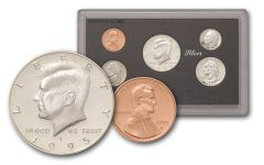 1995 United States Silver Proof Set