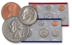1997 United States Mint Set