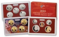 2010 United States Silver Proof Set