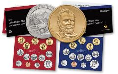 2011 United States Mint Set