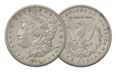 1891-CC $1 MORGAN XF